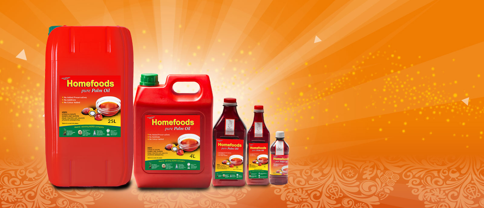 Home - Homefoods - the food ingredients people